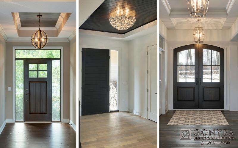 Foyer Design Trends : Home design trends for gonyea homes remodeling