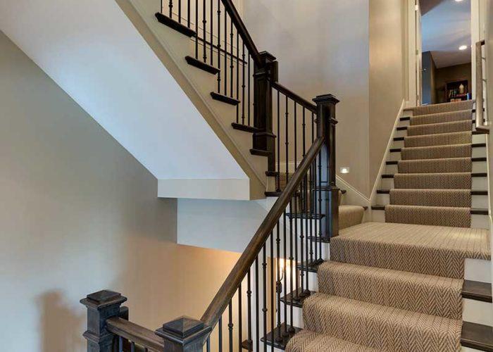 Large stairway