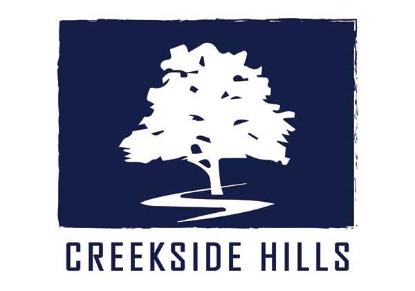 Creekside Hills logo