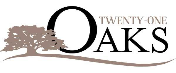 Twenty One Oaks logo