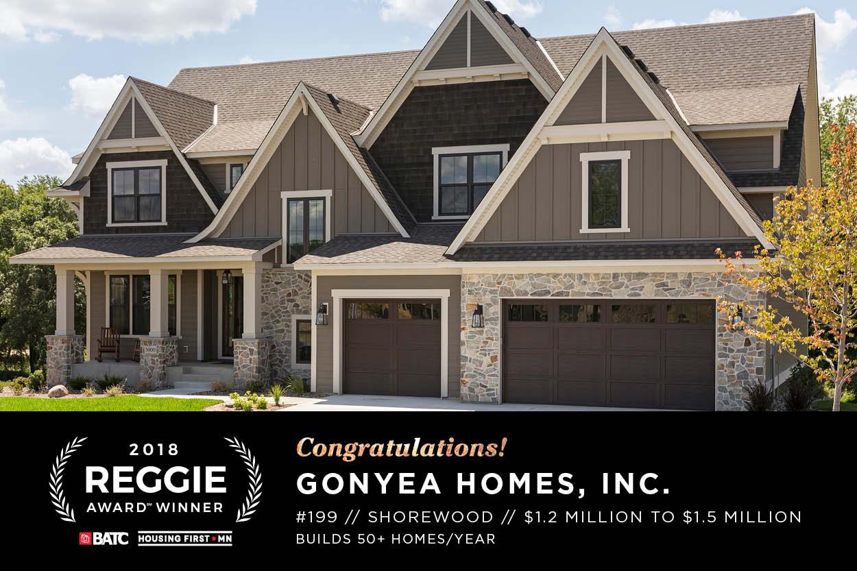 Reggiesocialmedia Big18 Gonyea Homes, Inc