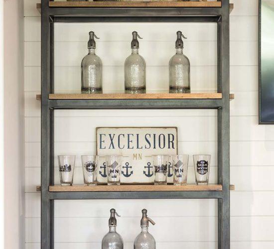 Gonyea Artisan Home 2019 Bar Shelves