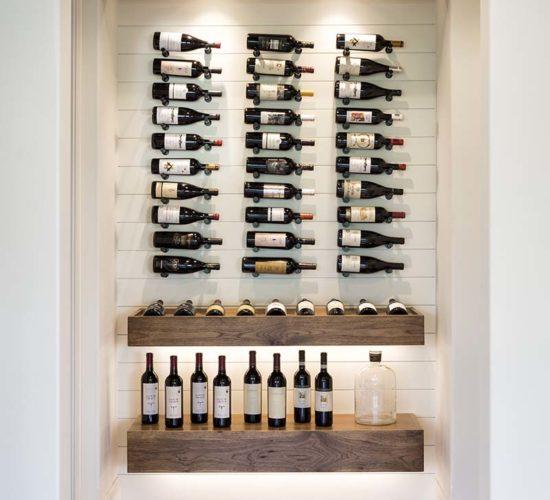 Gonyea Artisan Home 2019 Wine Room