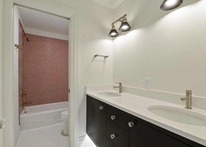 Edina Mid Mod Bathroom