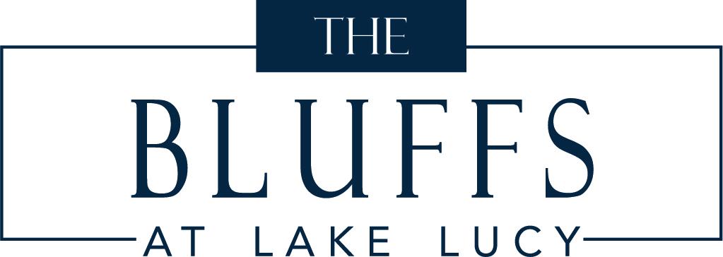 The Bluffs At Lake Lucy Chanhssen Mn Logo