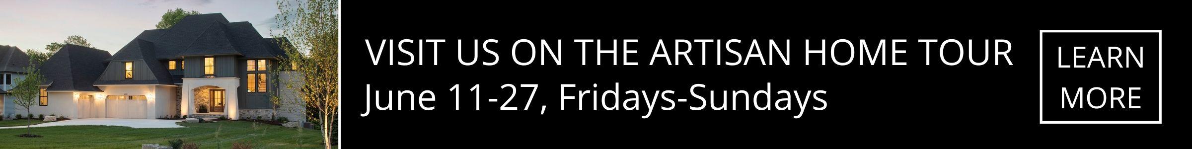 Artisan 20201 Tour Web Banner